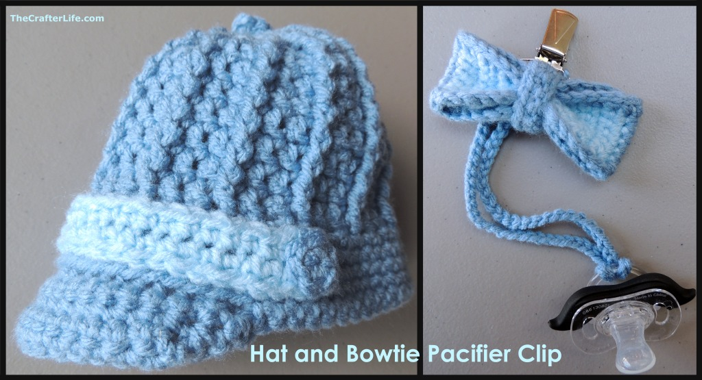 Crochet Baby Hat With Ties Pattern : Modern Day Newsboy Crochet Hat Pattern