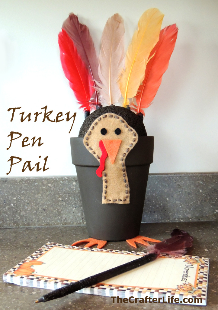 Turkey Pen Pail