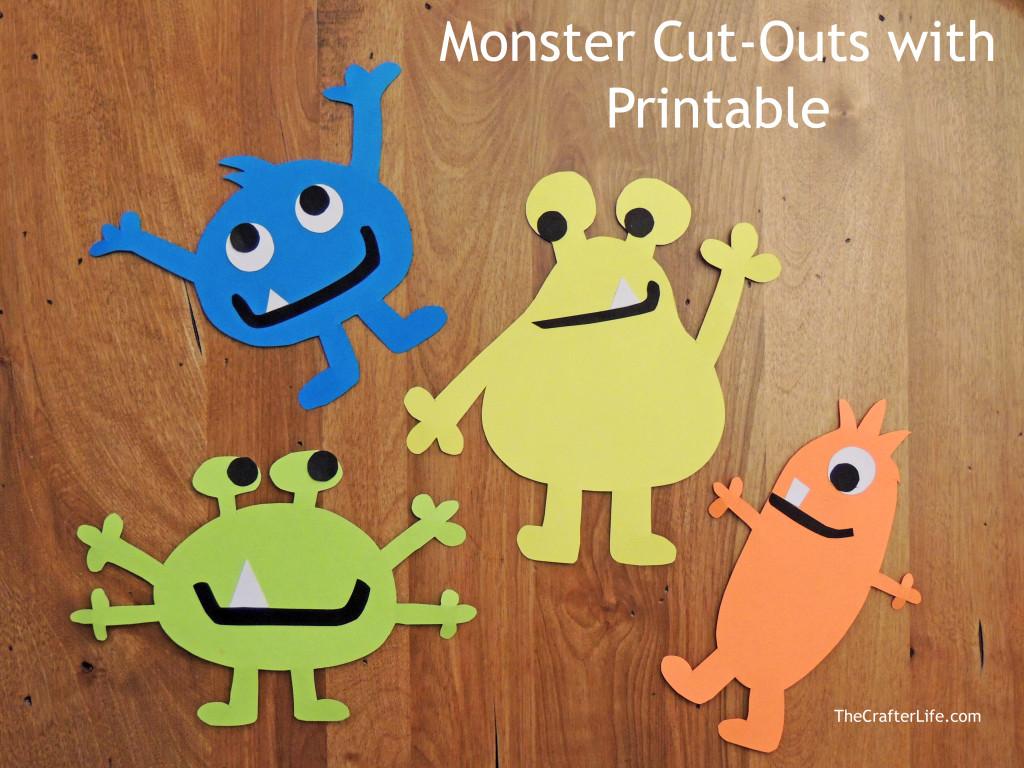 MonsterCutouts