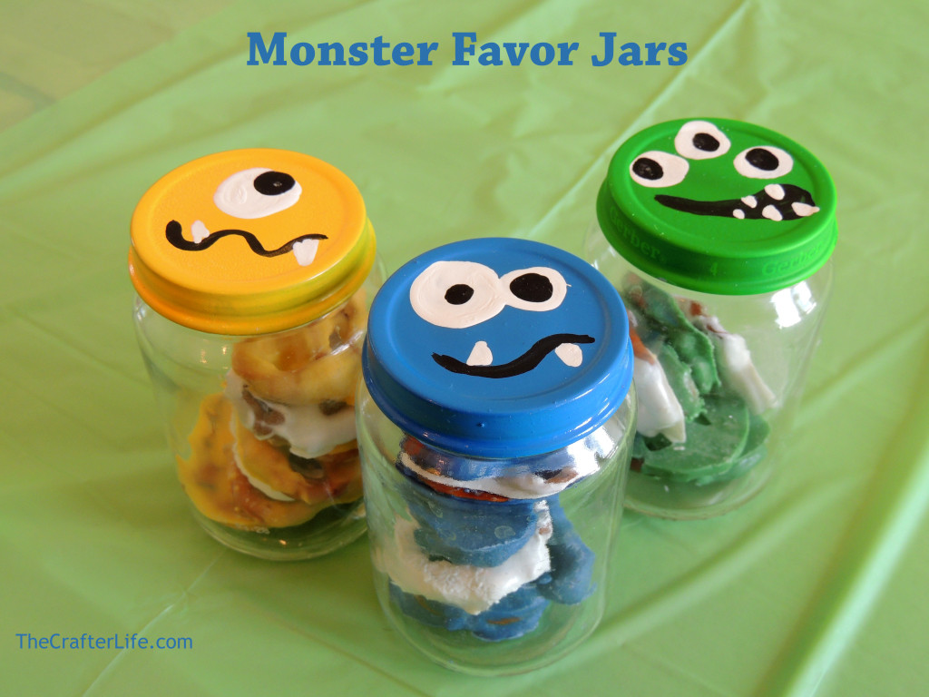 MonsterFavorJars