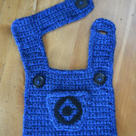 Minion Bib Pattern